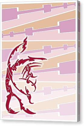 Musician Canvas Print by William McDonald