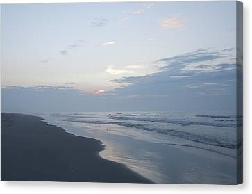 New Morning Canvas Print by Bill Cannon