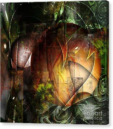 Other World Canvas Print by Monroe Snook