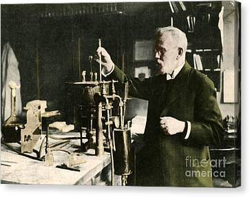 Paul Ehrlich, German Immunologist Canvas Print by Photo Researchers