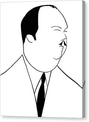 Paul Whiteman (1890-1967) Canvas Print by Granger