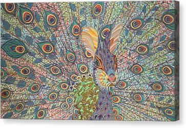 Peabit  Canvas Print by Erika Pochybova