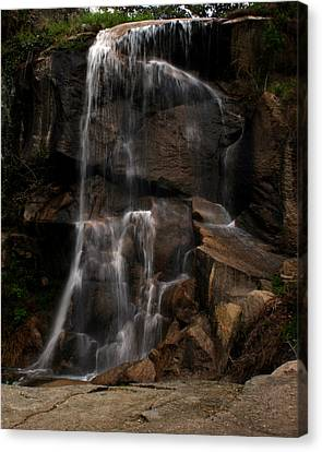 Peaceful Falls Canvas Print