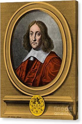 Pierre De Fermat, French Mathematician Canvas Print by Photo Researchers, Inc.