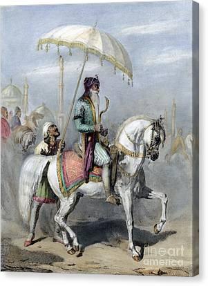 Sikhism Canvas Print - Ranjit Singh (1780-1839) by Granger