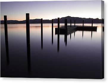 Reflective Thoughts Canvas Print by Brad Scott