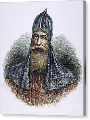 Rurik (d. C879) Canvas Print