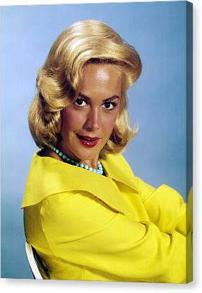 Sandra Dee, C. Early 1960s Canvas Print