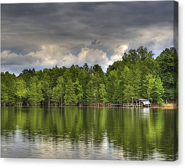 Santee Canvas Print by Donni Mac