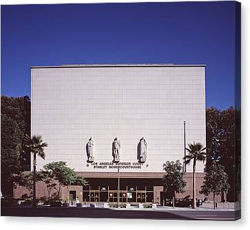 Scenes Of Los Angeles, Los Angeles Canvas Print