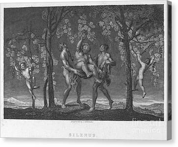 Silenus Canvas Print by Granger