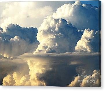 Sky Sky Canvas Print by Yury Bashkin