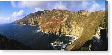 Slieve League, Co Donegal, Ireland Canvas Print by The Irish Image Collection