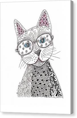 Spec-catular Canvas Print by Paula Dickerhoff