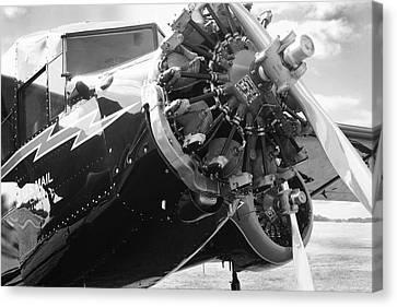 Stinson Tri-motor 1931 Canvas Print