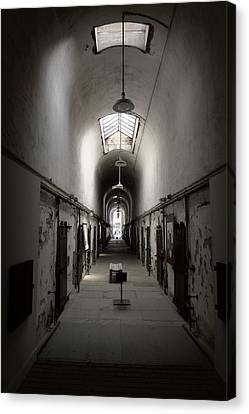 Sweet Home Penitentiary Canvas Print by Richard Reeve