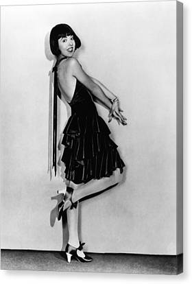 Synthetic Sin, Colleen Moore, 1929 Canvas Print