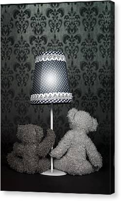 Teddy Bears Canvas Print by Joana Kruse