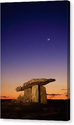 The Burren, County Clare, Ireland Canvas Print by Richard Cummins