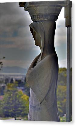 The Guardian -l- Canvas Print by Phil Bongiorno