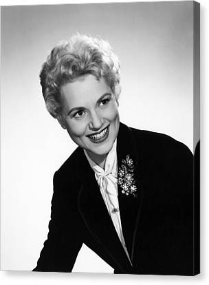 The Solid Gold Cadillac, Judy Holliday Canvas Print by Everett