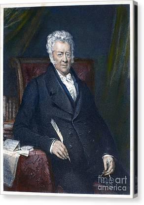 Thomas Clarkson (1760-1846) Canvas Print by Granger