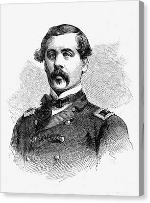 Thomas Francis Meagher Canvas Print by Granger