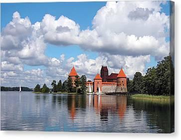 Trakai Castle Canvas Print