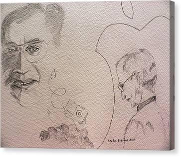 Tribute Canvas Print