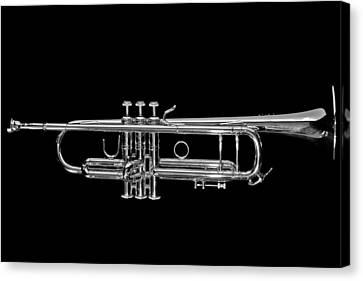 Trumpet II Canvas Print