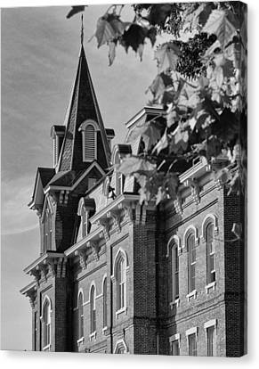 University Hall Canvas Print by Coby Cooper