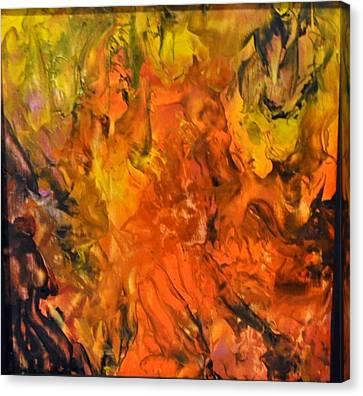 Untitled Canvas Print by Brenda Chapman