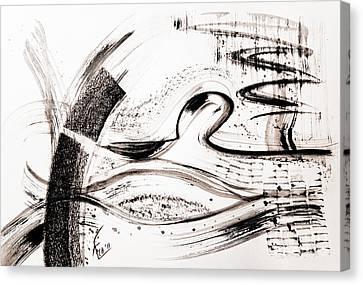 Untitled Canvas Print by Emilio Lovisa