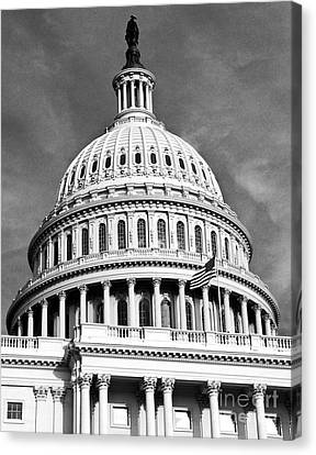 Us Senate Canvas Print