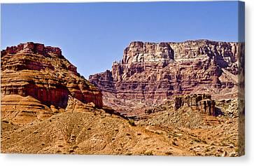 Vermilion Cliffs Arizona Canvas Print by Jon Berghoff