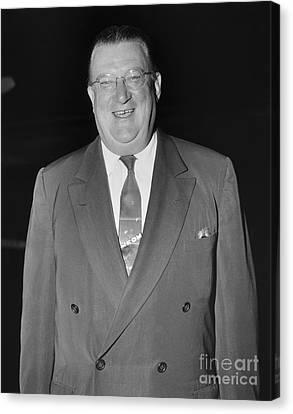 Walter Omalley (1903-1979) Canvas Print by Granger