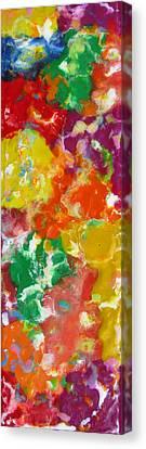 Wax On Cedar Canvas Print