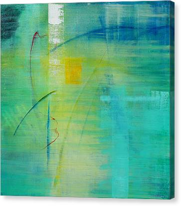 Whisper Canvas Print by Ethel Vrana