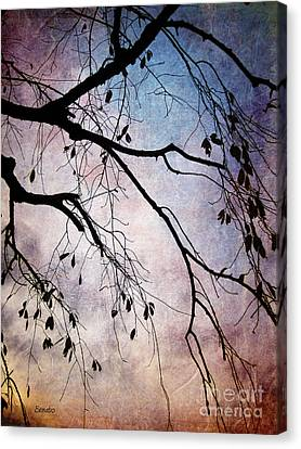 Winter Is Here Canvas Print by Eena Bo