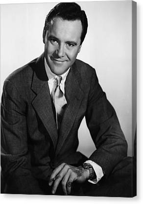You Cant Run Away From It, Jack Lemmon Canvas Print by Everett