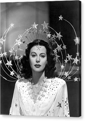 1941 Movies Canvas Print - Ziegfeld Girl, Hedy Lamarr, 1941 by Everett
