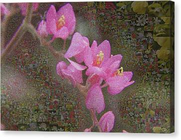 In Bloom Collections Canvas Print by Chye Kwang Yan