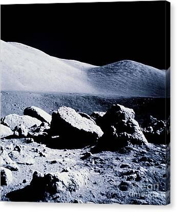 Apollo Mission 17 Canvas Print by Nasa