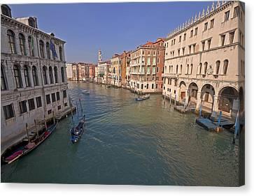 Venice - Italy Canvas Print by Joana Kruse