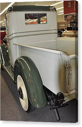 1935 Chevy Pickup Canvas Print