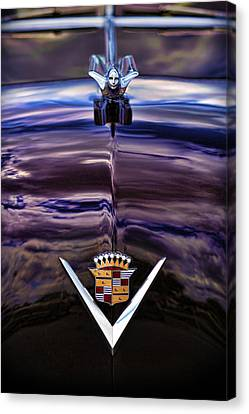 1949 Cadillac Canvas Print by Gordon Dean II