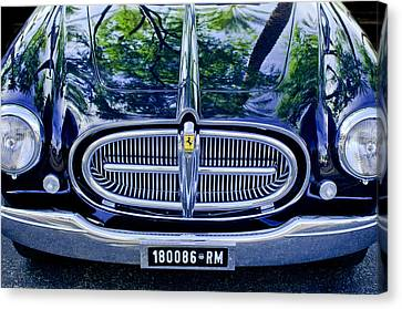 1952 Ferrari 212 Vignale Front End Canvas Print by Jill Reger