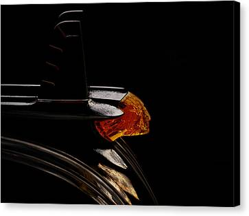 1953 Pontiac Indian Chief Canvas Print by Douglas Pittman