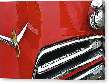 1953 Studebaker Champion Canvas Print