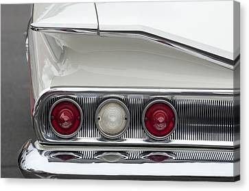 1960 Chevrolet Impala Tail Lights Canvas Print by Jill Reger